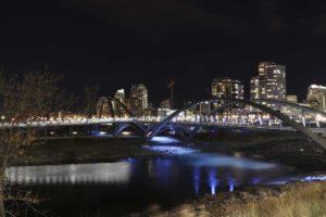 The George C. King Bridge